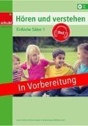 Cover-Bild zu Vorbach, Britta: Hören und Verstehen DaZ. Einfache Sätze Band 1
