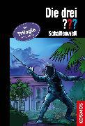 Cover-Bild zu Buchna, Hendrik: Die drei ??? Schattenwelt (drei Fragezeichen) (eBook)