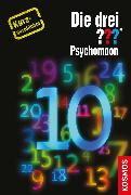Cover-Bild zu Erlhoff, Kari: Die drei ??? Psychomoon (drei Fragezeichen) (eBook)