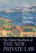 Cover-Bild zu Gold, Andrew S. (Hrsg.): The Oxford Handbook of the New Private Law (eBook)