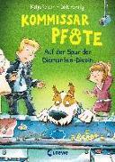 Cover-Bild zu Reider, Katja: Kommissar Pfote (Band 2) - Auf der Spur der Diamanten-Diebin