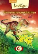 Cover-Bild zu Reider, Katja: Lesetiger - Dinosauriergeschichten