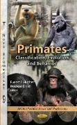 Cover-Bild zu Hughes, Everett F (Hrsg.): Primates