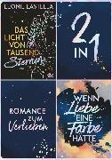 Cover-Bild zu Lastella, Leonie: Romance zum Verlieben (2in1-Bundle) (eBook)