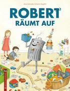 Cover-Bild zu Schindler, Anna: Robert räumt auf