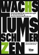 Cover-Bild zu Hengartner, Thomas (Hrsg.): Wachstumsschmerzen
