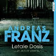 Cover-Bild zu Letale Dosis (Audio Download) von Franz, Andreas