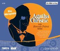 Cover-Bild zu Acht Hercule Poirot Krimis von Christie, Agatha
