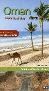 Cover-Bild zu Oman: Dhofar Road Map. 1:600'000 von Vachal, Manfred (Hrsg.)