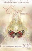 Cover-Bild zu Der Engel-Kalender 2020 von Wülfing, Sulamith