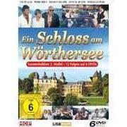 Cover-Bild zu Tomek, Erich: Ein Schloss am Wörthersee - Staffel 3