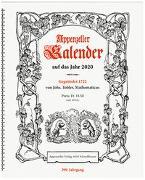 Cover-Bild zu König, Christine: Appenzeller Kalender 2020