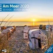 Cover-Bild zu Am Meer 2020 von Ackermann Kunstverlag (Hrsg.)