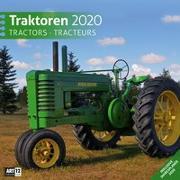 Cover-Bild zu Traktoren 2020 von Ackermann Kunstverlag (Hrsg.)