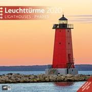 Cover-Bild zu Leuchttürme 2020 von Ackermann Kunstverlag (Hrsg.)