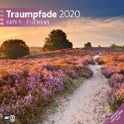 Cover-Bild zu Traumpfade 2020 von Ackermann Kunstverlag (Hrsg.)