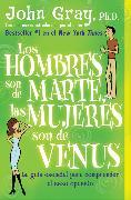 Cover-Bild zu Hombres son de Marte, las mujeres son de Venus, Los