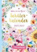 Cover-Bild zu Spring in eine Pfütze! Schülerkalender 2021/2022