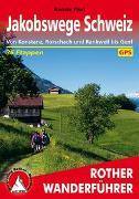 Cover-Bild zu Jakobswege Schweiz von Florl, Renate