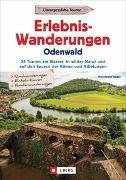 Cover-Bild zu Radke, Horst-Dieter: Erlebnis-Wanderungen Odenwald