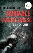 Cover-Bild zu Radke, Horst-Dieter: Normale Verhältnisse (eBook)