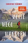 Cover-Bild zu Thürmer, Christine: Weite Wege Wandern (eBook)