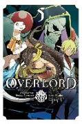 Cover-Bild zu Kugane Maruyama: Overlord, Vol. 5 (manga)