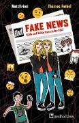 Cover-Bild zu Feibel, Thomas: NetzKrimi: Fake News