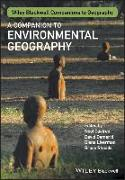 Cover-Bild zu Castree, Noel (Hrsg.): A Companion to Environmental Geography