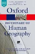 Cover-Bild zu Rogers, Alisdair (Keble College, University of Oxford): A Dictionary of Human Geography