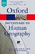 Cover-Bild zu Rogers, Alisdair: A Dictionary of Human Geography (eBook)