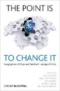 Cover-Bild zu Castree, Noel (Hrsg.): The Point is to Change it
