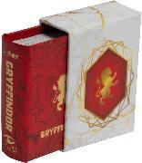 Cover-Bild zu Insight Editions: Harry Potter: Gryffindor