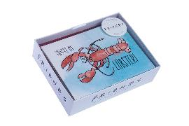 Cover-Bild zu Insight Editions: Friends Blank Boxed Note Cards