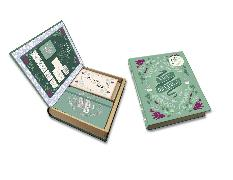 Cover-Bild zu Insight Editions: Emily Dickinson Deluxe Note Card Set (With Keepsake Book Box)