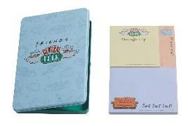 Cover-Bild zu Insight Editions: Friends: Central Perk Sticky Note Tin Set