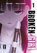 Cover-Bild zu Hattori, Mitsuru: Broken Girl 01