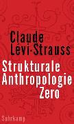 Cover-Bild zu Strukturale Anthropologie Zero
