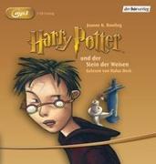 Cover-Bild zu Harry Potter und der Stein der Weisen