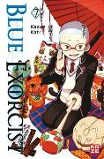 Cover-Bild zu Kato, Kazue: Blue Exorcist 07