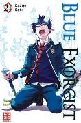 Cover-Bild zu Kato, Kazue: Blue Exorcist 21