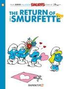 Cover-Bild zu Peyo: Smurfs #10: The Return of the Smurfette, The