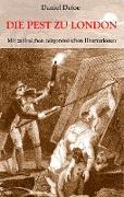 Cover-Bild zu Defoe, Daniel: Die Pest zu London (eBook)