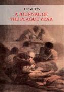 Cover-Bild zu Defoe, Daniel: A Journal of the Plague Year (Illustrated) (eBook)