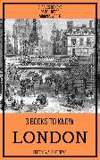 Cover-Bild zu Dickens, Charles: 3 books to know London (eBook)