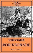 Cover-Bild zu Verne, Jules: 3 books to know Robinsonade (eBook)