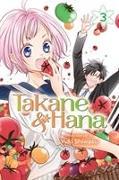 Cover-Bild zu Yuki Shiwasu: Takane & Hana, Vol. 3
