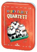 Cover-Bild zu Happy Family Quartett