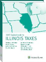 Cover-Bild zu Wethekam, Marilyn A.: Illinois Taxes, Guidebook to (2017)