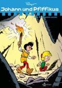 Cover-Bild zu Peyo: Johann & Pfiffikus. Band 4